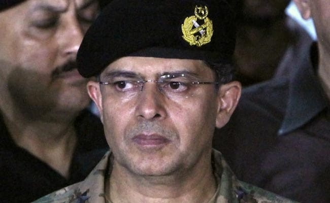 Pak S Isi Chief Lt General Naveed Mukhtar To Retire On Monday