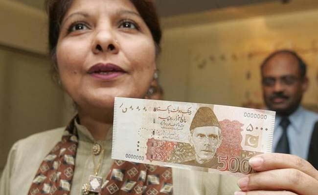 Pakistan Rejects Call To Demonetize 5,000-Rupee Note