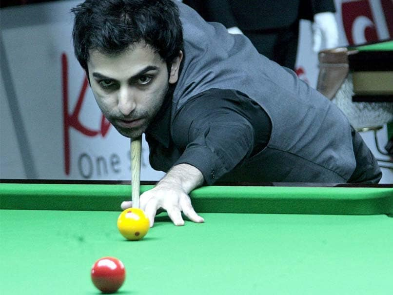 Pankaj Advani in IBSF World Billiards Championship Semi-Finals