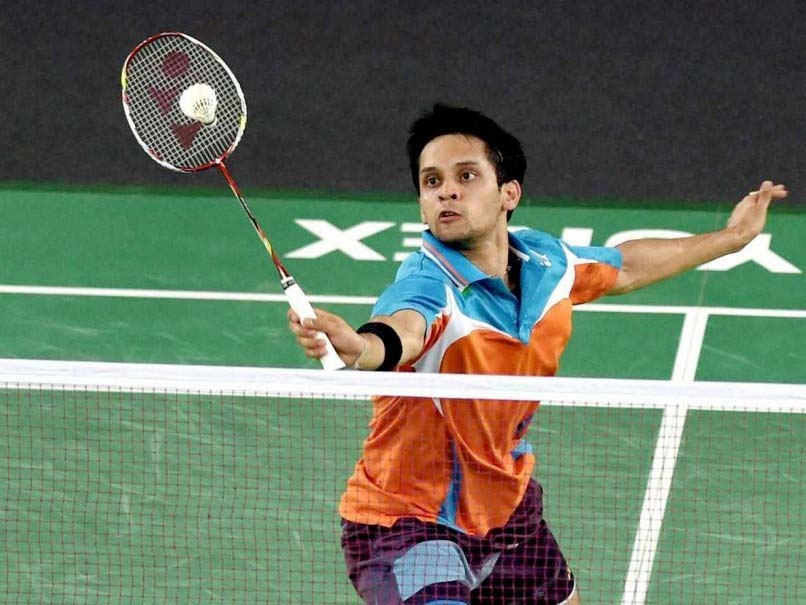 Parupalli Kashyap Reaches Second Round at Korea Masters