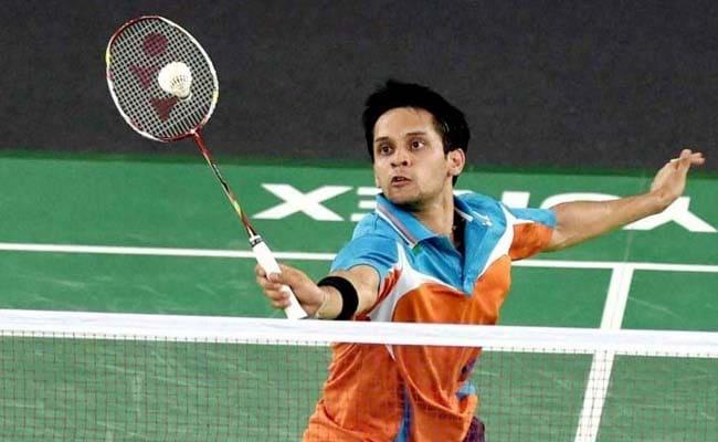 चोट से उबरकर फिट हुए पी. कश्यप की नजरें राष्ट्रमंडल खेलों के लिये क्वालीफाई करने पर