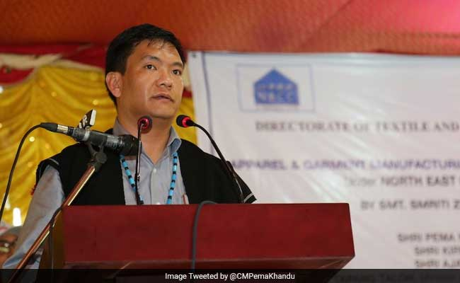 161 Murders In Arunachal Pradesh In Past 3 Years: Pema Khandu