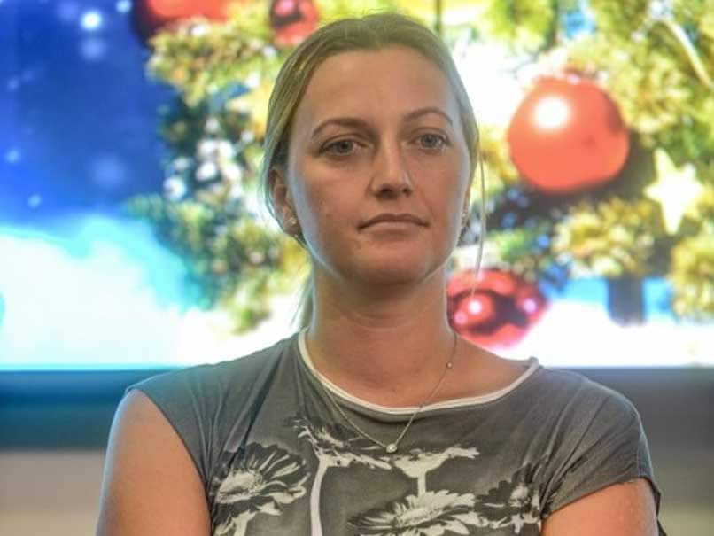 Upbeat Petra Kvitova Confident of Full Recovery
