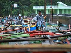 Typhoon Nock-Ten Leaves 1 Dead, Messes Up Christmas In Philippines