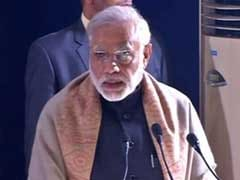PM Narendra Modi Taunts Rahul Gandhi On Earthquake Remark