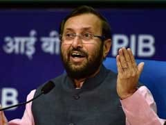 No Vendetta In Raids Against Congress Minister: Prakash Javadekar