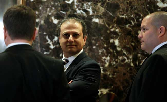 Donald Trump To Keep Manhattan Federal Prosecutor Preet Bharara In Post