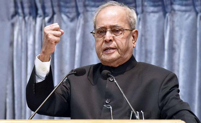 President Pranab Mukherjee Rejects 2 More Mercy Pleas, Total Count Stands At 30