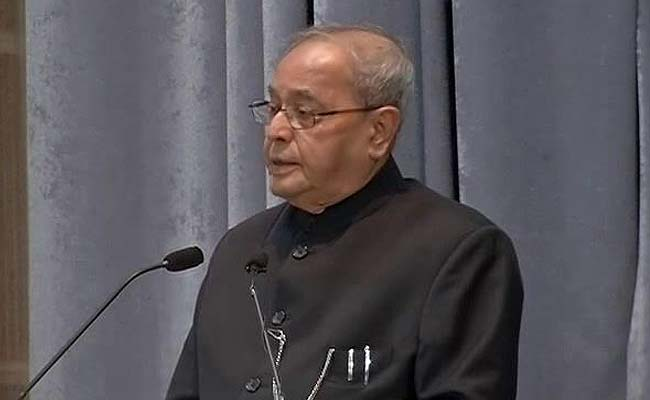 President Pranab Mukherjee To Visit Dehradun Tomorrow