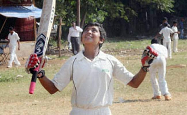 546 की पारी खेलने वाले पृथ्वी शॉ मुंबई रणजी टीम में शामिल, क्या पहले मैच में सचिन तेंदुलकर की तरह करेंगे 'धमाका'
