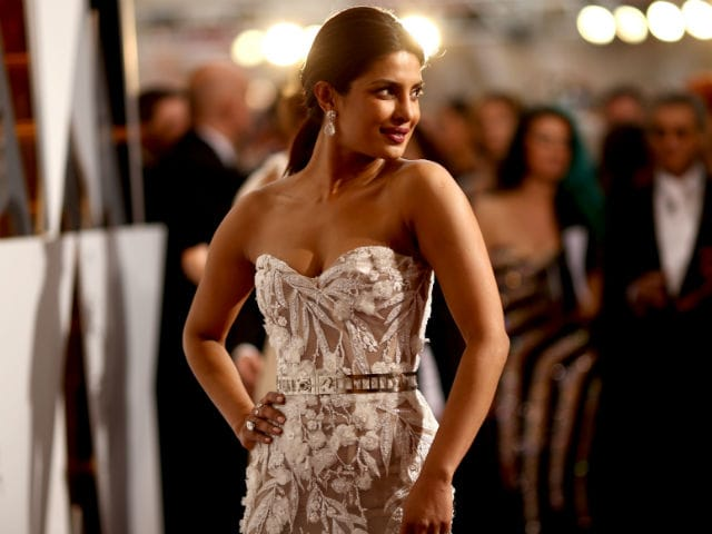 How Priyanka Chopra Picked The Oscar Dress That Was Among Most-Googled