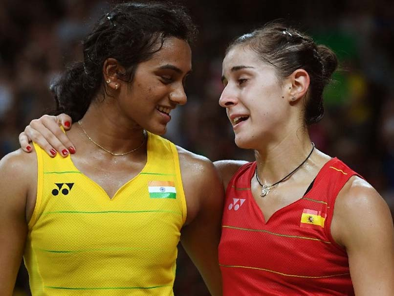 Carolina Marin Can't Wait to Play PV Sindhu Again