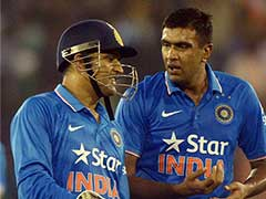 Ravichandran Ashwin Dismisses MS Dhoni Rift Talk