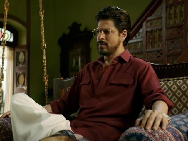Watch Shah Rukh Khan's Raees Trailer. Verdict: Blockbuster. Keep Calm, If You Can