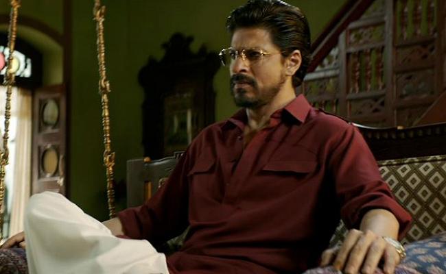 'रईस': शाहरुख खान का यह दमदार डायलॉग सुना है या नहीं आपने?