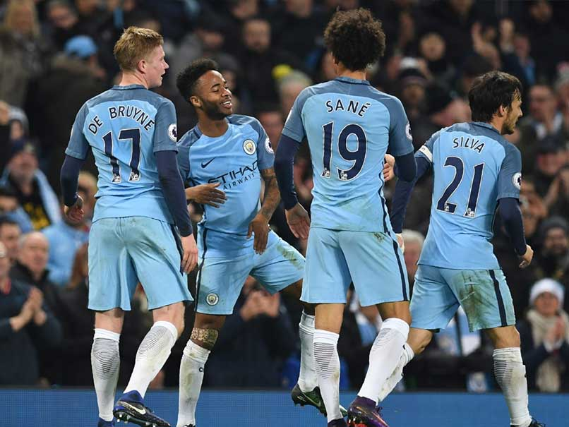 Manchester City Sink Arsenal to Revive EPL Bid, Spurs Battle Back