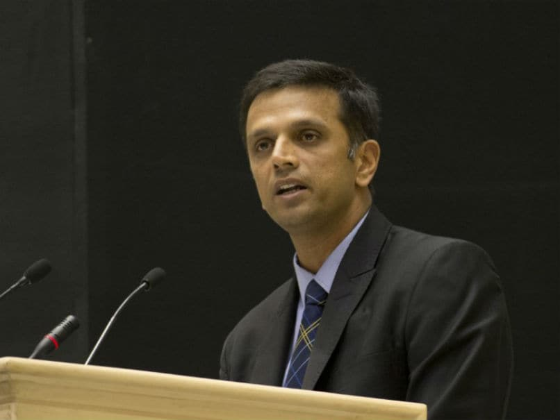 Rahul Dravid Turns Down Honorary Degree From Bangalore University