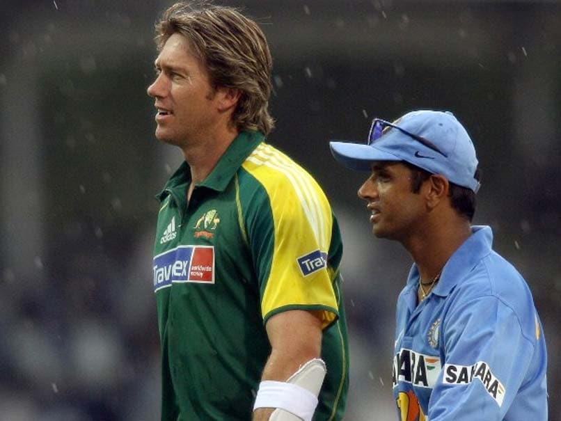 Rahul Dravid Says Glenn McGrath The Greatest Fast Bowler He Faced