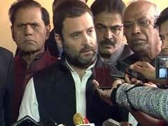'Sleeping Beauty' Rahul Gandhi Should Wake Up And Stop Notes Ban <i>Raga</i>: BJP's Poonam Mahajan