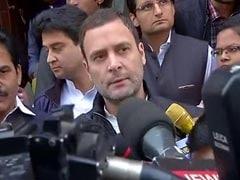 कांग्रेस ने भारत को ऐसा पीएम नहीं दिया जिसकी पूरी राजनीति TRP पर आधारित हो : राहुल गांधी
