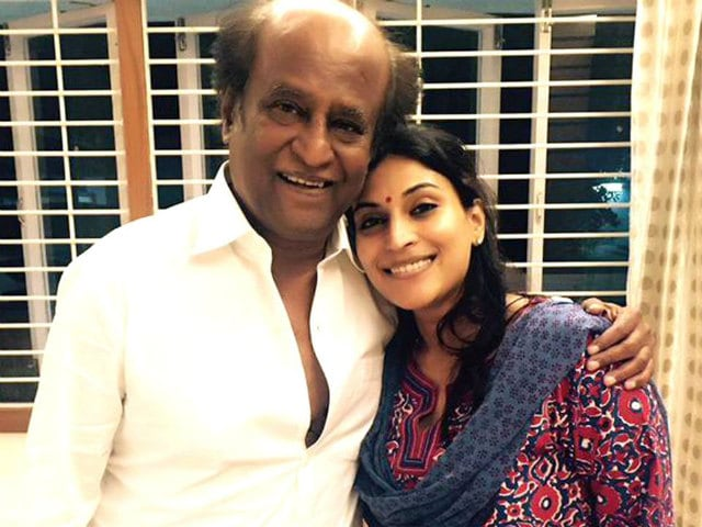 How Rajinikanth Took Daughter Aishwaryaa To The Disco When She Was 18