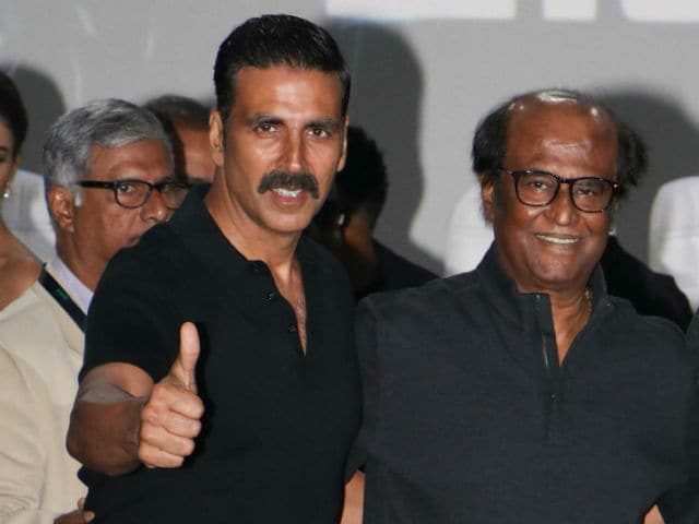 Rajinikanth, 'The Supreme Galaxy': Akshay Kumar's Tweet For Him Trends
