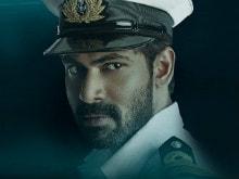 <I>Ghazi</i> First Look: Rana Daggubati As Naval Officer. Twitter's Verdict: Sharp