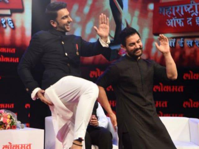 Dangal: Ranveer Singh Is Aamir Khan's Number 1 Fan