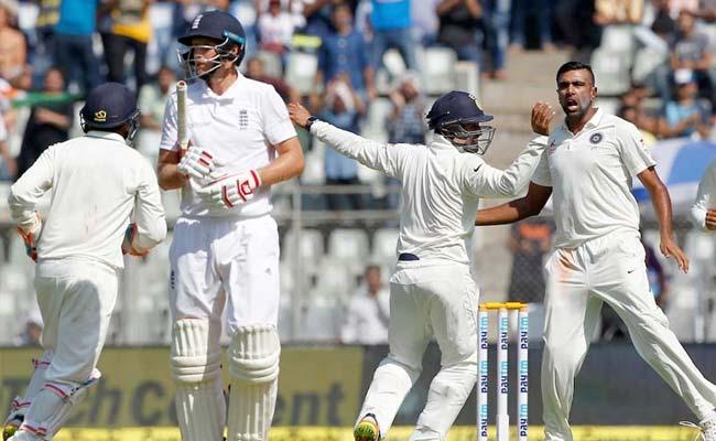INDvsENG 4th Test : पहले दिन अश्विन ने लिए 4 विकेट, इंग्लैंड की आधी टीम पैवेलियन लौटी