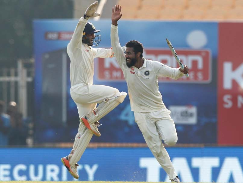 Ravindra Jadeja Says India Keen to Shed