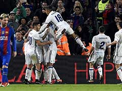 El Clasico: Ramos Rescues Real Madrid With Late Equaliser vs Barcelona