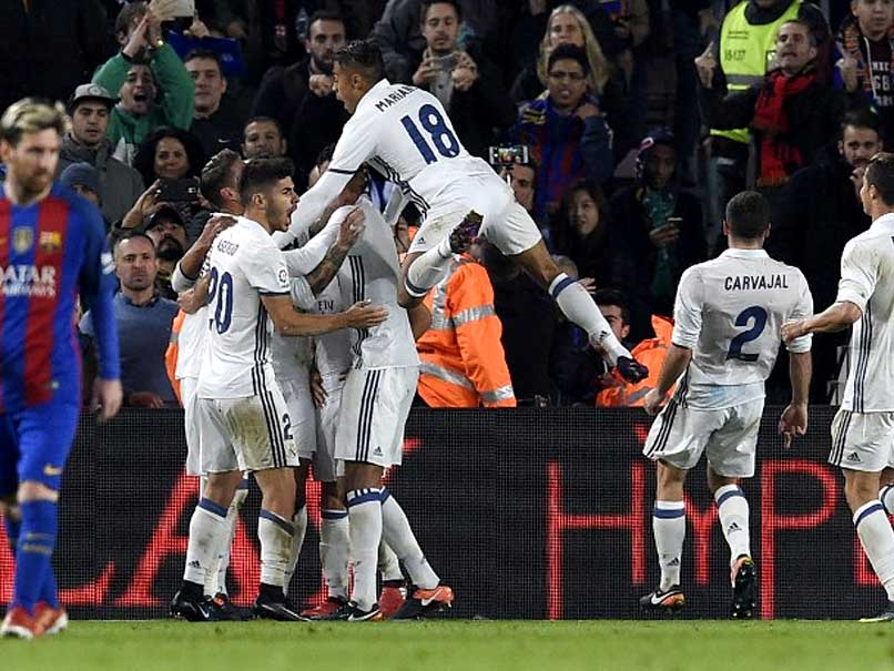 El Clasico: Sergio Ramos Rescues Real Madrid With Late Equaliser vs Barcelona