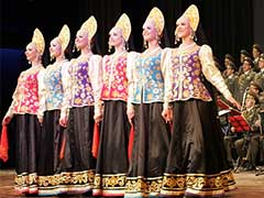 Tragedy-Hit Red Army Choir A Fabled Symbol Of USSR, Russia