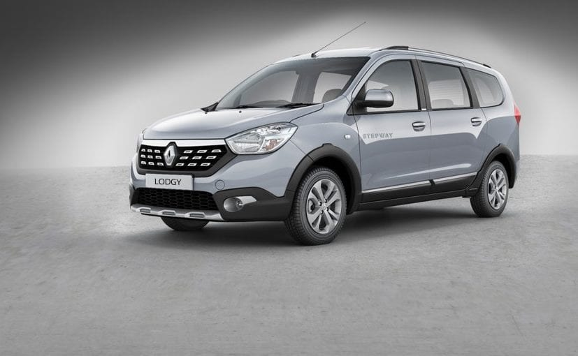 Renault Lodgy Stepway Range Goes On Sale In India; Prices Start At ₹ 9.43 Lakh