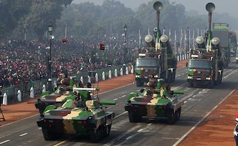 India's Military Might On Display At Grand Republic Day Parade: 10 Points