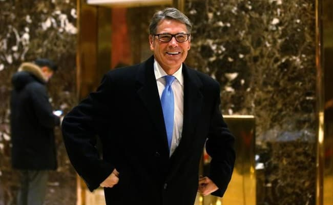 US Must Have Latest N-tech For Atomic Cooperation With India: Rick Perry