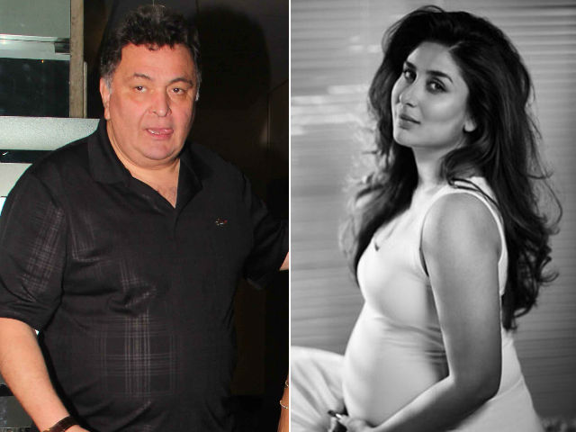 Taimur Ali Khan: Kareena Kapoor's Baby's Name None Of Your Business, Tweets Rishi Kapoor