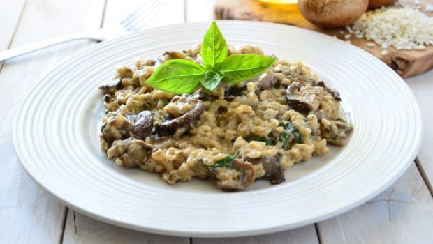 Festive Take on Risotto Creates Special New Year's Eve Dish