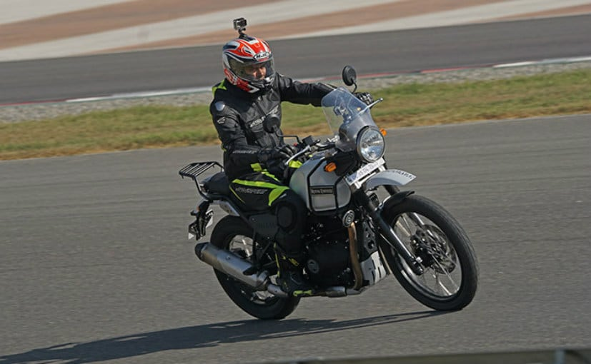 Royal Enfield Himalayan Wins Motorcycle Of The Year Up To 500 cc