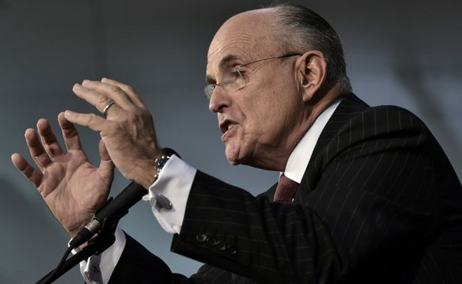 Donald Trump Defends Rudy Giuliani, Reportedly Under Investigation