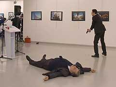 Witness To An Assassination: Associated Press Photographer Captures Turkey Attack