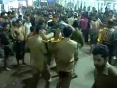 At Least 30 Injured In Stampede At Sabarimala Temple