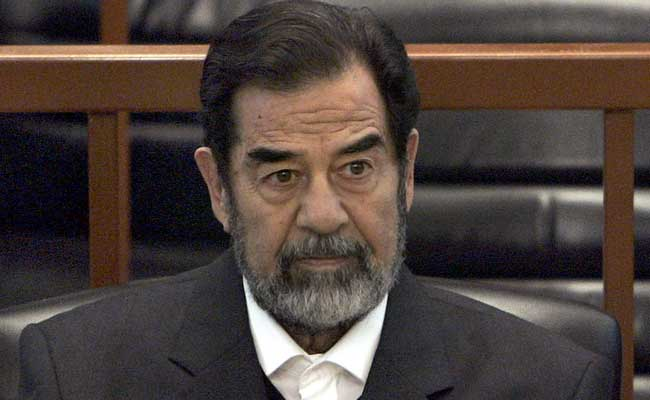 The Intriguing Details Of Saddam Hussein's Final Days, Details New Book