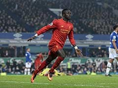 Sadio Mane's Late Strike Gives Liverpool Win Over Everton