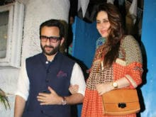Kareena Kapoor, Saif Ali Khan Go Out For Dinner, Minus Baby Taimur