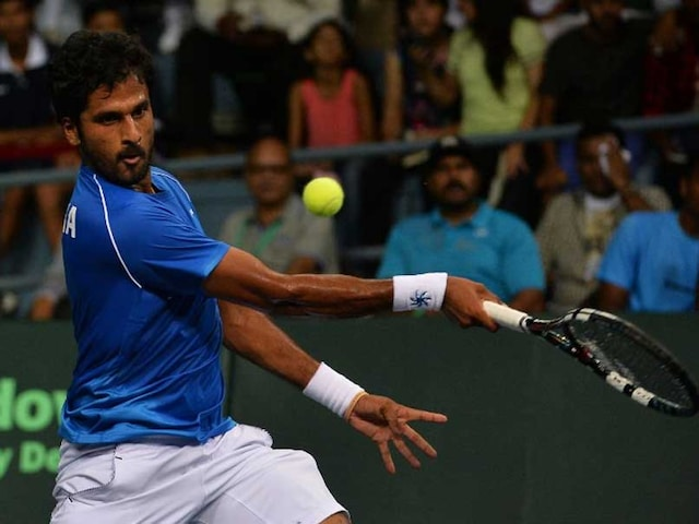 Chennai Open: Saketh Myneni to Face Mikhail Youzhny in Round 1