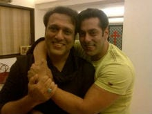 Salman Khan Shares '<i>Partner</i>' Govinda's <i>Aagaya Hero</i> Trailer