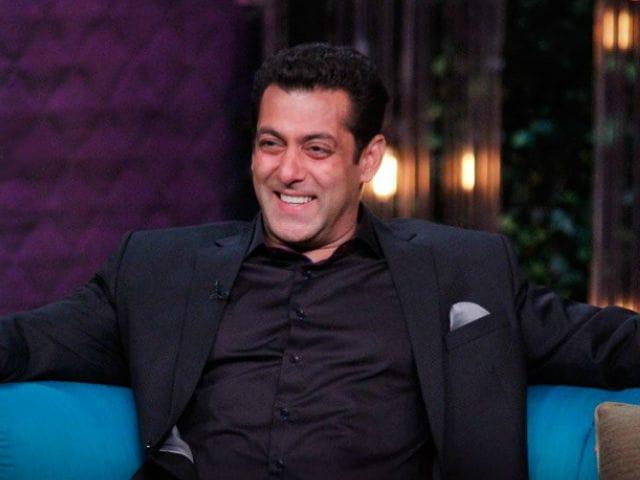Koffee With Karan 5: Salman Khan, 50, Claims He's Still A Virgin. Eyeroll