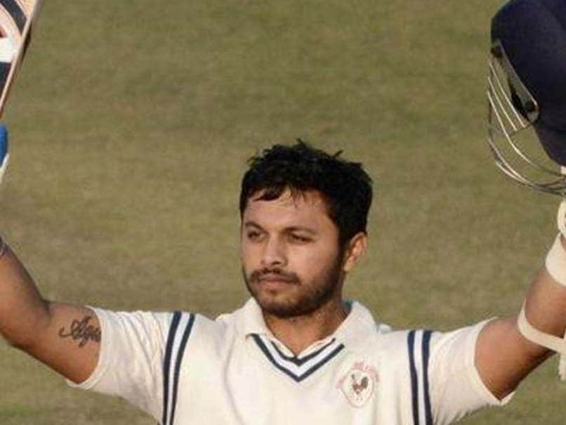 Gujarat Batsman Samit Gohel's Ranji Trophy Triple Ton Smashes World Record