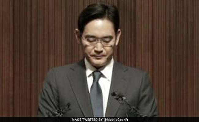 Samsung Heir Quizzed As Suspect In Park Geun-Hye Scandal